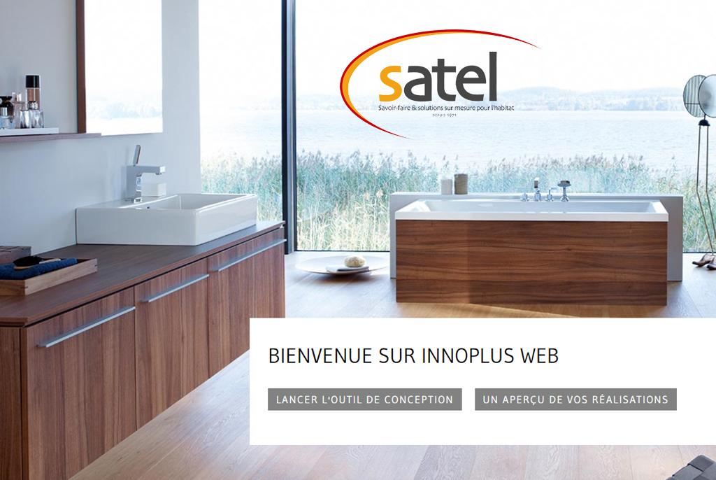 Créez Votre Salle De Bains En Ligne Via Le Logiciel Innoplus Web