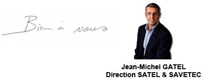 signature Jean-Michel Gatel